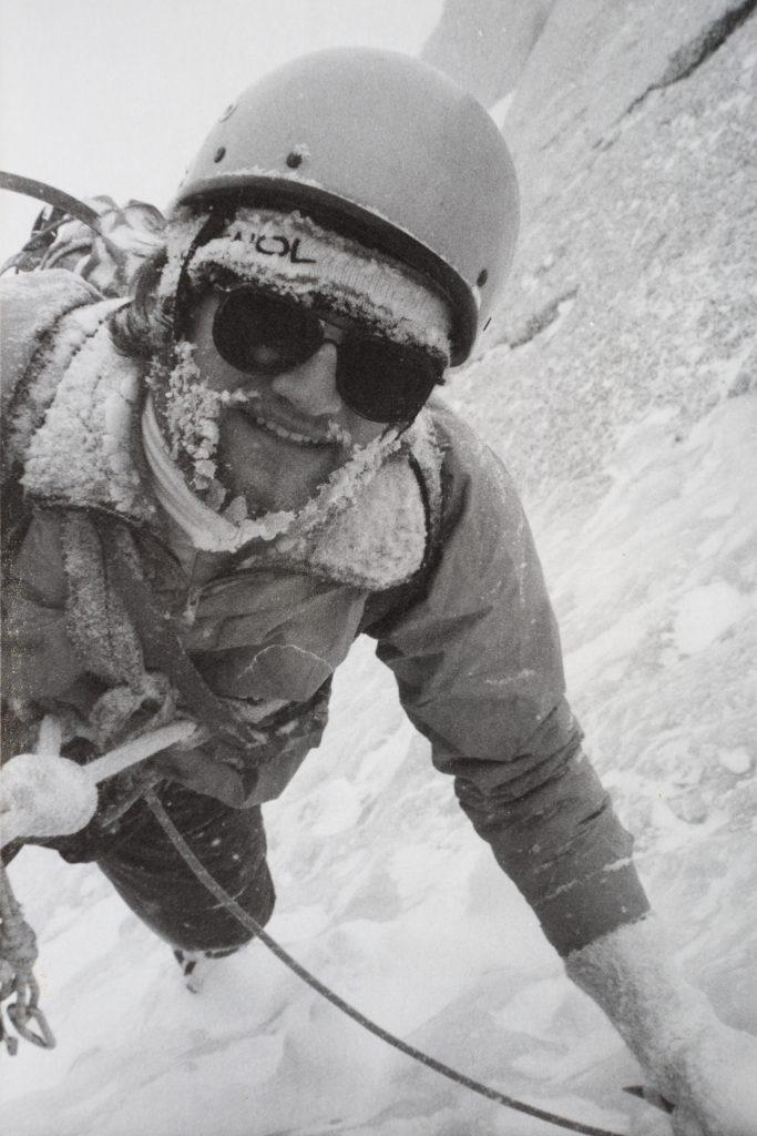 Mont Blanc du Tacul 1983,
